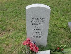 "William Charles ""Bill"" Duncil"