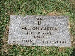 Corp Melton Carter