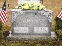 Mrs Margaret R <I>Pasquine</I> Adams