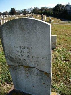 Deborah <I>Eldridge</I> Hammond