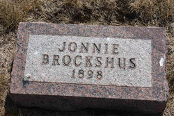 Jonnie Brockshus