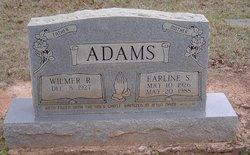 Earline <I>Stephens</I> Adams