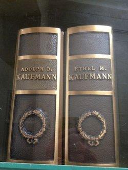 Adolph D Kaufmann