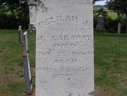 Delilah J. <I>Scott</I> Caraway