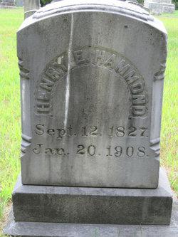 Henry E Hammond
