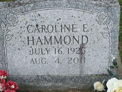 Caroline E. Hammond