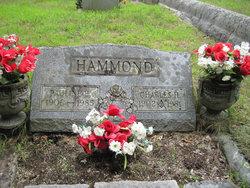 Pauline Estella <I>Hammond</I> Hammond