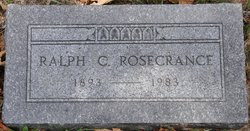Ralph Clayton Rosecrance