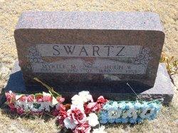 Myrtle Mae <I>David</I> Swartz