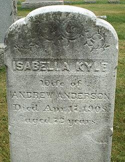 Isabelle <I>Kyle</I> Anderson