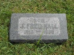 J. Fred Hall