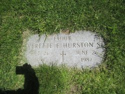 Everette E. Hurston Sr.
