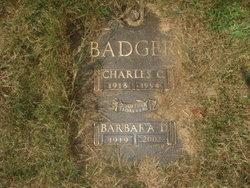 Barbara <I>Doran</I> Badger