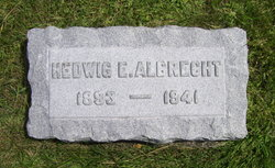 Hedwig E. <I>Deppe</I> Albrecht
