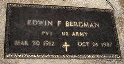 Edwin F. Bergman