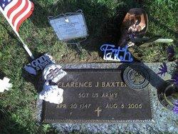 Clarence J Baxter