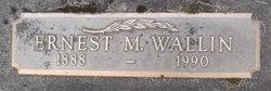 Ernest Marcellus Wallin, Sr
