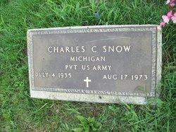 Pvt Charles C. Snow