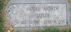 Daniel Andrew Taylor