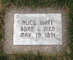 Alice Watt