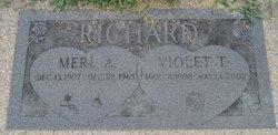 Merl A Richard
