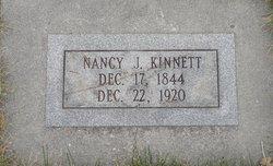 Nancy Josephine <I>Lochridge</I> Kinnett