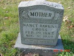 Nancy <I>Hawkins</I> Cook