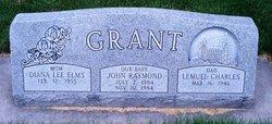 John Raymond Grant
