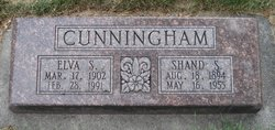 Elva Watt <I>Stevenson</I> Cunningham