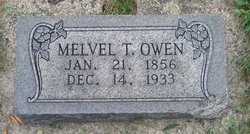 Melvel Turner Owen