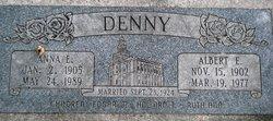 Albert Edgar Denny