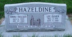 Lee Oliver Hazeldine
