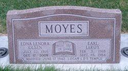 Earl Leroy Moyes