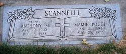 Mamie <I>Poggi</I> Scannelli