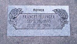 Frances Dolons Ellinger