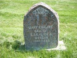 Mary Evaline Morgan