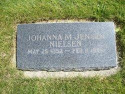 Johanna Marie <I>Jensen</I> Nielsen