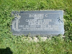Robert Calvin Erickson