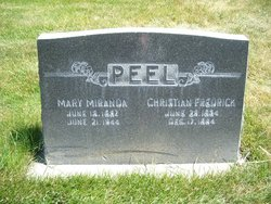 Christian Fredrick Peel
