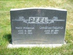 Mary Miranda Peel