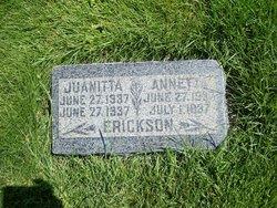 Juanita Erickson