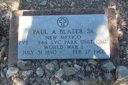 Paul Almer Blazer