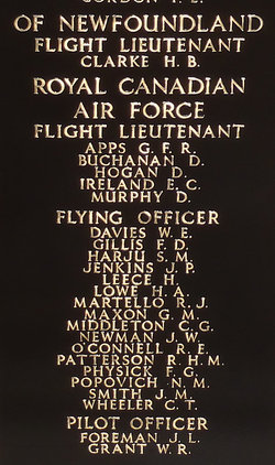 Flying Officer Nicholas Maxwell Popovich