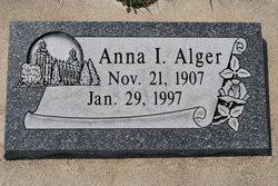 Anna Isabel <I>Auld</I> Alger