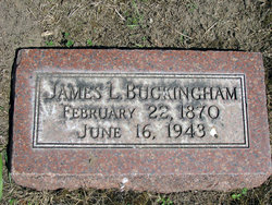 James Lawrence Buckingham