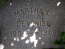 Martha Elizabeth <I>Shoults</I> Devenish