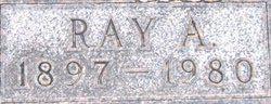 Ray A. Abbott