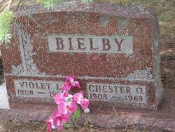 Violet L. <I>Brown</I> Bielby
