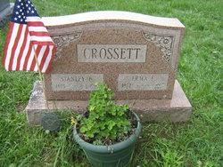 Erma Irene <I>Fenner</I> Crossett