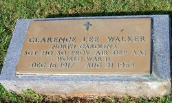 Clarence Lee Walker